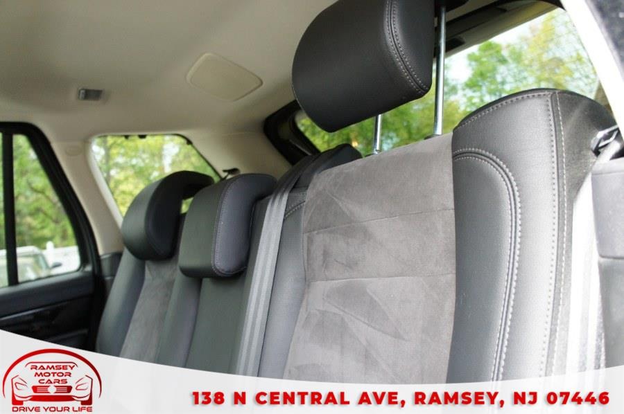 Used Land Rover Range Rover Sport GT Limited Edition HSE GT Limited Edition 2011 | Ramsey Motor Cars Inc. Ramsey, New Jersey