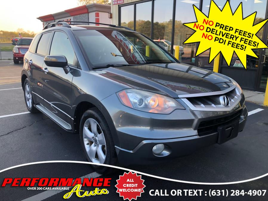 Used 2008 Acura RDX in Bohemia, New York | Performance Auto Inc. Bohemia, New York