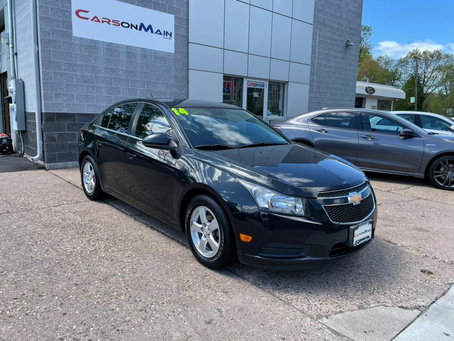 Used Chevrolet Cruze 4dr Sdn Auto 1LT 2014 | Carsonmain LLC. Manchester, Connecticut