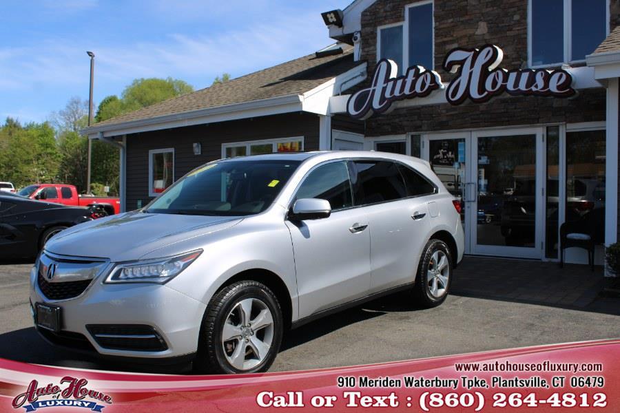 Used 2014 Acura MDX in Plantsville, Connecticut | Auto House of Luxury. Plantsville, Connecticut