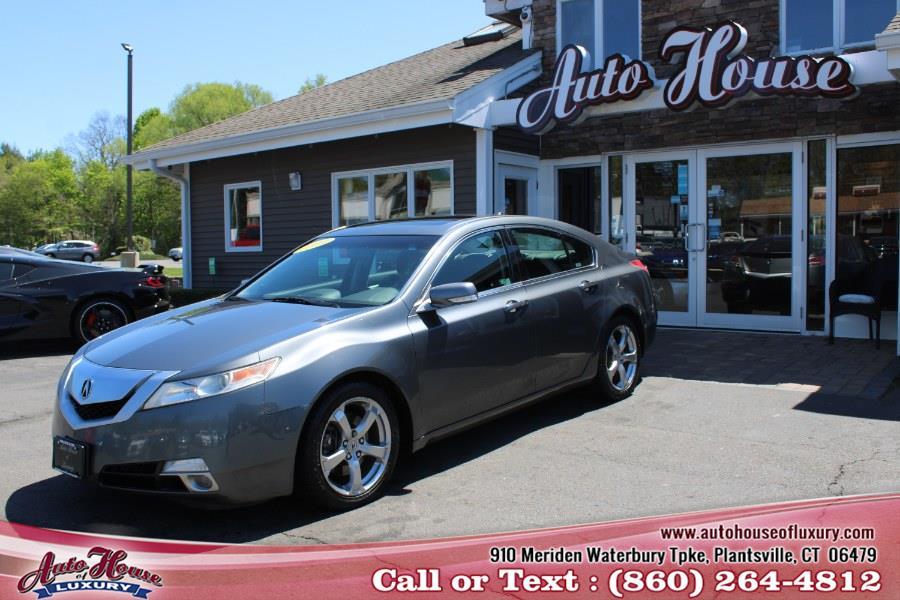 Used 2009 Acura TL in Plantsville, Connecticut | Auto House of Luxury. Plantsville, Connecticut