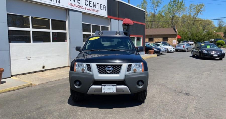 Used Nissan Xterra 4WD 4dr Manual Pro-4X 2011 | West End Automotive Center. Waterbury, Connecticut