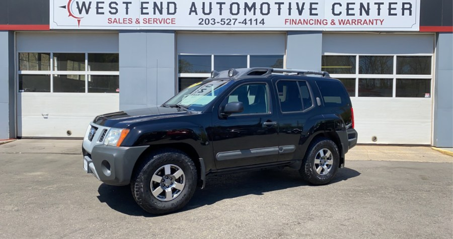 Used 2011 Nissan Xterra in Waterbury, Connecticut | West End Automotive Center. Waterbury, Connecticut