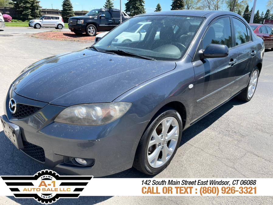 Used Mazda Mazda3 4dr Sdn Auto i Touring *Ltd Avail* 2008 | A1 Auto Sale LLC. East Windsor, Connecticut