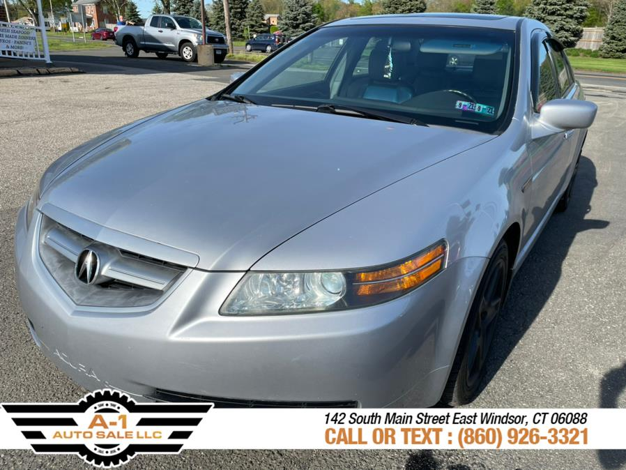 Used Acura TL 4dr Sdn AT 2005 | A1 Auto Sale LLC. East Windsor, Connecticut
