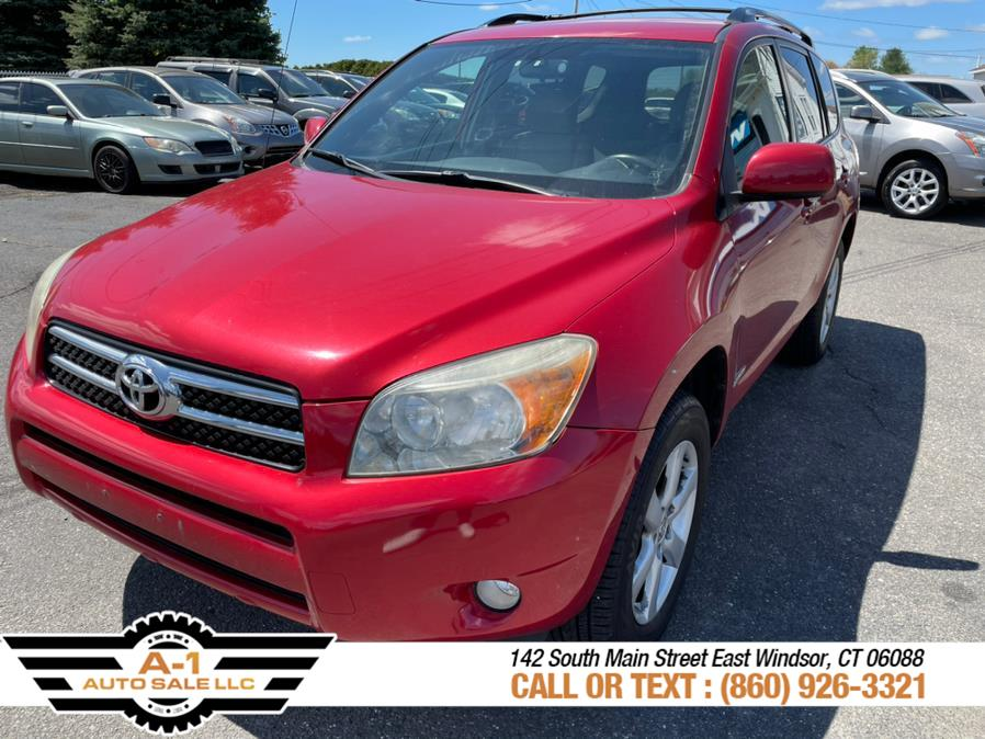 Used Toyota RAV4 4WD 4dr 4-cyl Limited (Natl) 2007 | A1 Auto Sale LLC. East Windsor, Connecticut
