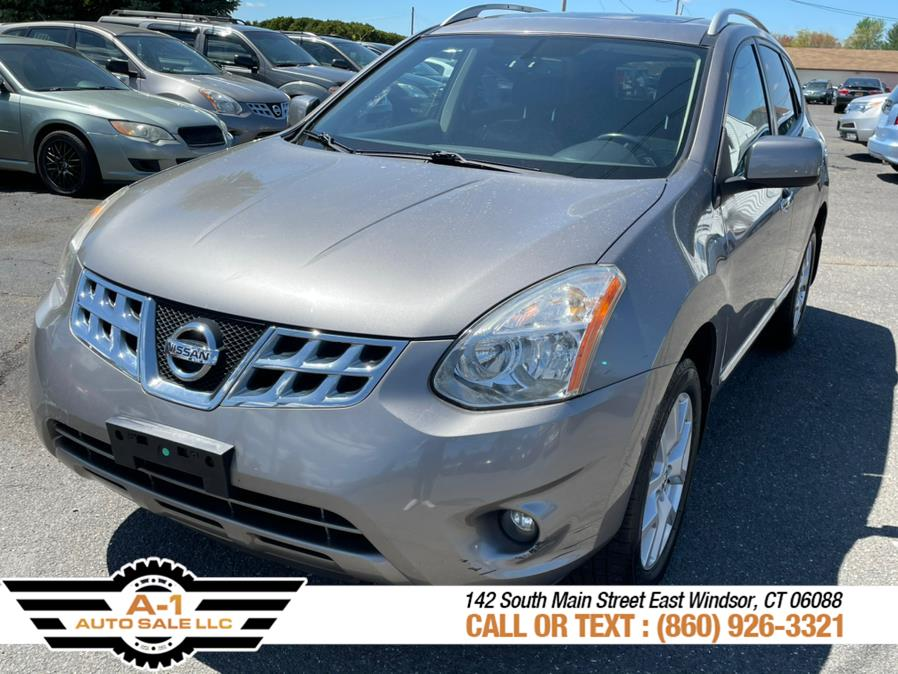 Used Nissan Rogue AWD SL 2011 | A1 Auto Sale LLC. East Windsor, Connecticut