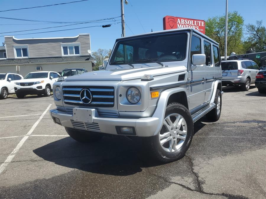 Used 2002 Mercedes-Benz G-Class in Springfield, Massachusetts | Absolute Motors Inc. Springfield, Massachusetts