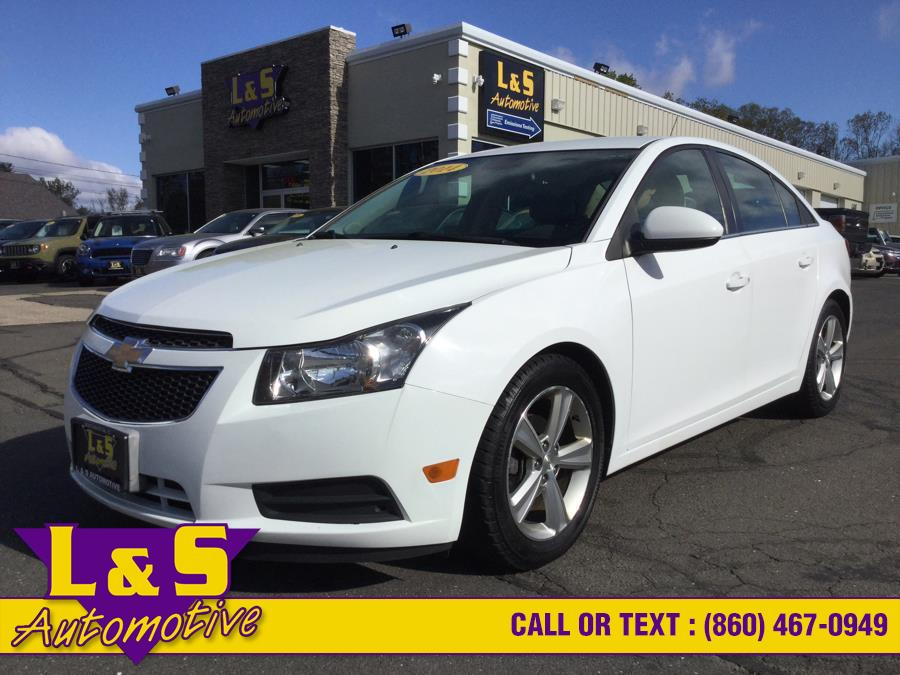 Used Chevrolet Cruze 4dr Sdn Auto 2LT 2014 | L&S Automotive LLC. Plantsville, Connecticut