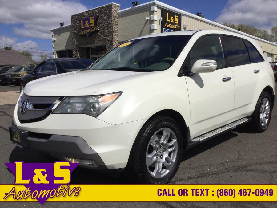 Used 2009 Acura MDX in Plantsville, Connecticut | L&S Automotive LLC. Plantsville, Connecticut