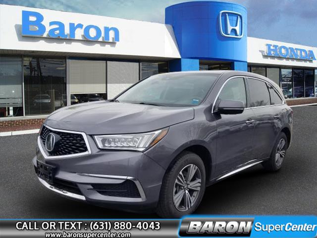 Used 2018 Acura Mdx in Patchogue, New York | Baron Supercenter. Patchogue, New York