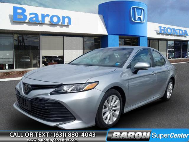 Used 2018 Toyota Camry in Patchogue, New York | Baron Supercenter. Patchogue, New York