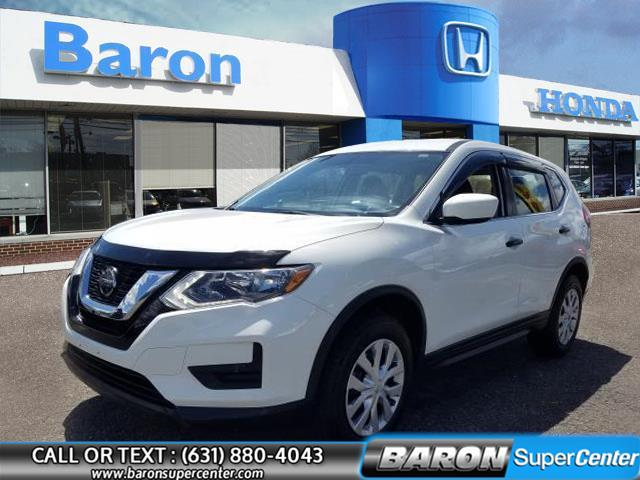 Used Nissan Rogue S 2018 | Baron Supercenter. Patchogue, New York