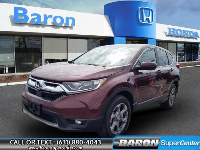 Used 2017 Honda Cr-v in Patchogue, New York | Baron Supercenter. Patchogue, New York