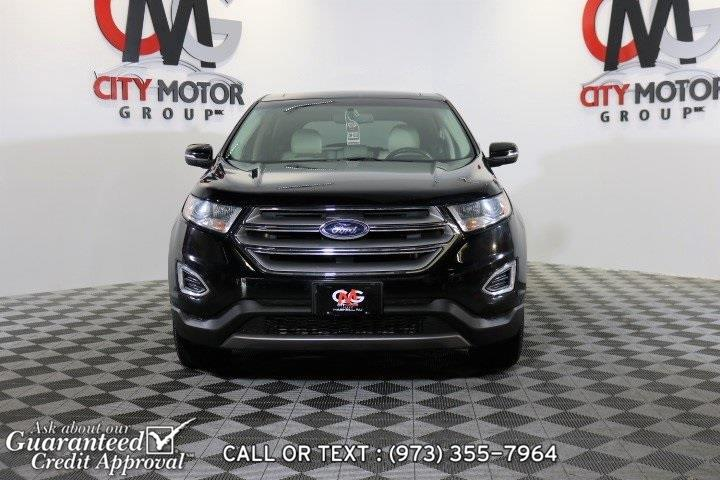 Used Ford Edge Titanium 2017   City Motor Group Inc.. Haskell, New Jersey