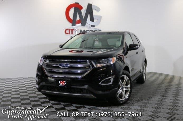 Used 2017 Ford Edge in Haskell, New Jersey | City Motor Group Inc.. Haskell, New Jersey