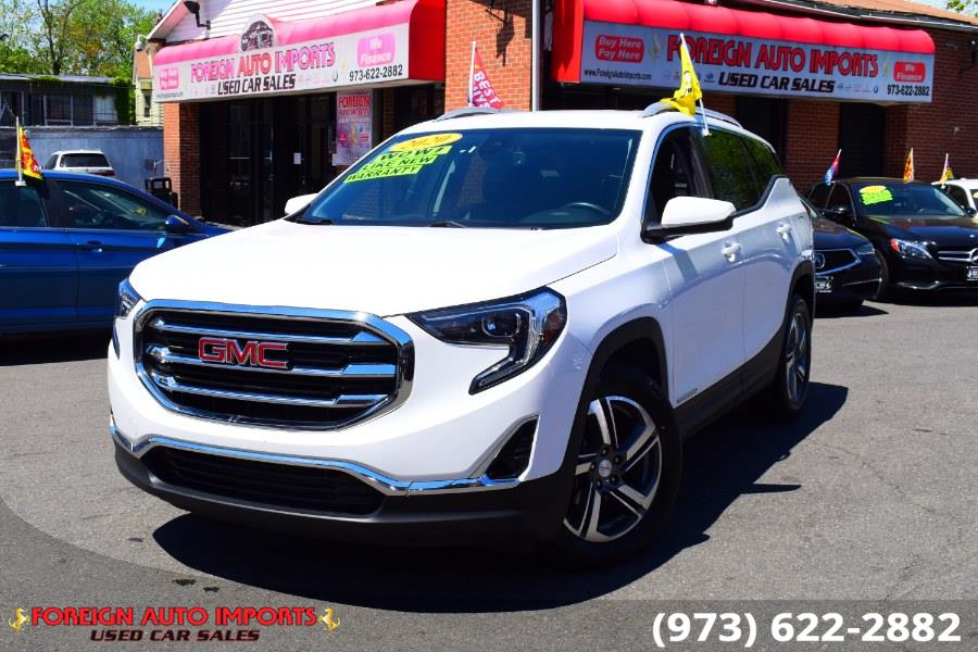 Used GMC Terrain AWD 4dr SLT 2020 | Foreign Auto Imports. Irvington, New Jersey