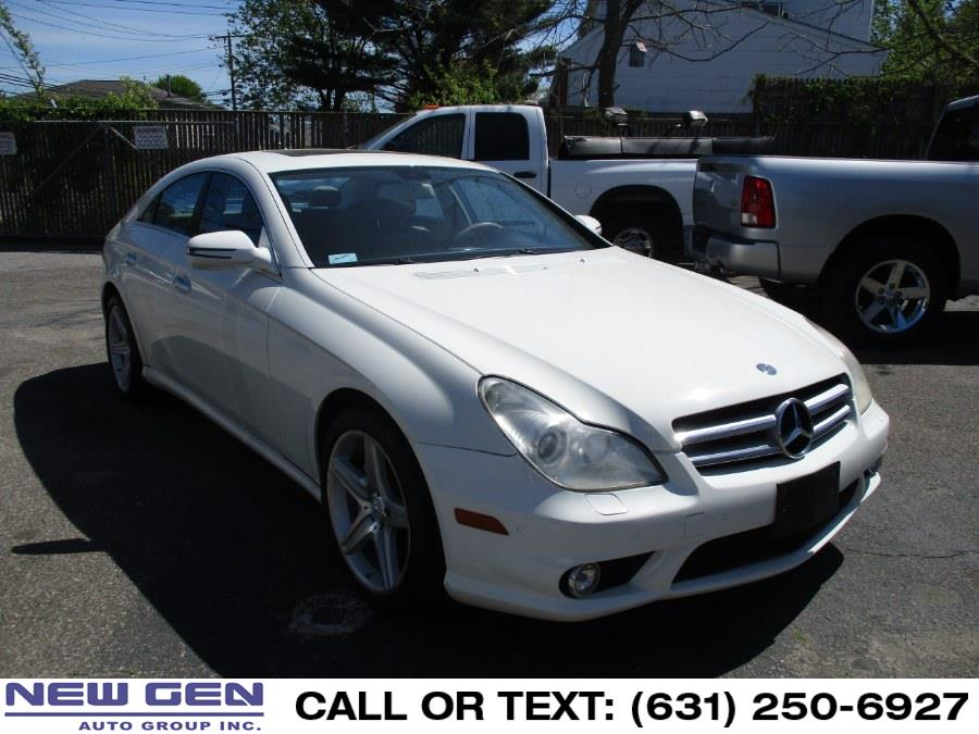 Used 2009 Mercedes-Benz CLS-Class in West Babylon, New York | New Gen Auto Group. West Babylon, New York