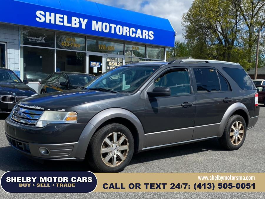 Used 2008 Ford Taurus X in Springfield, Massachusetts | Shelby Motor Cars . Springfield, Massachusetts