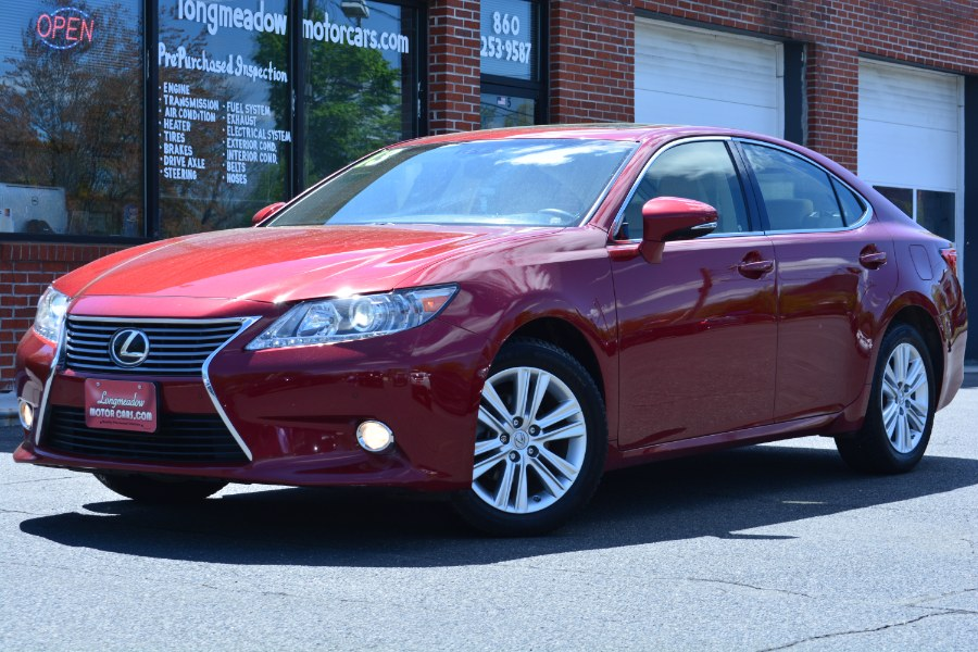 Used 2013 Lexus ES 350 in ENFIELD, Connecticut | Longmeadow Motor Cars. ENFIELD, Connecticut