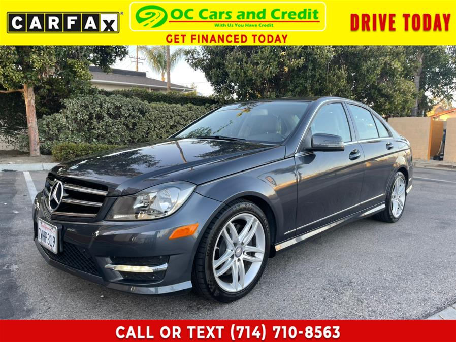 Used 2014 Mercedes-Benz C-Class in Garden Grove, California | OC Cars and Credit. Garden Grove, California