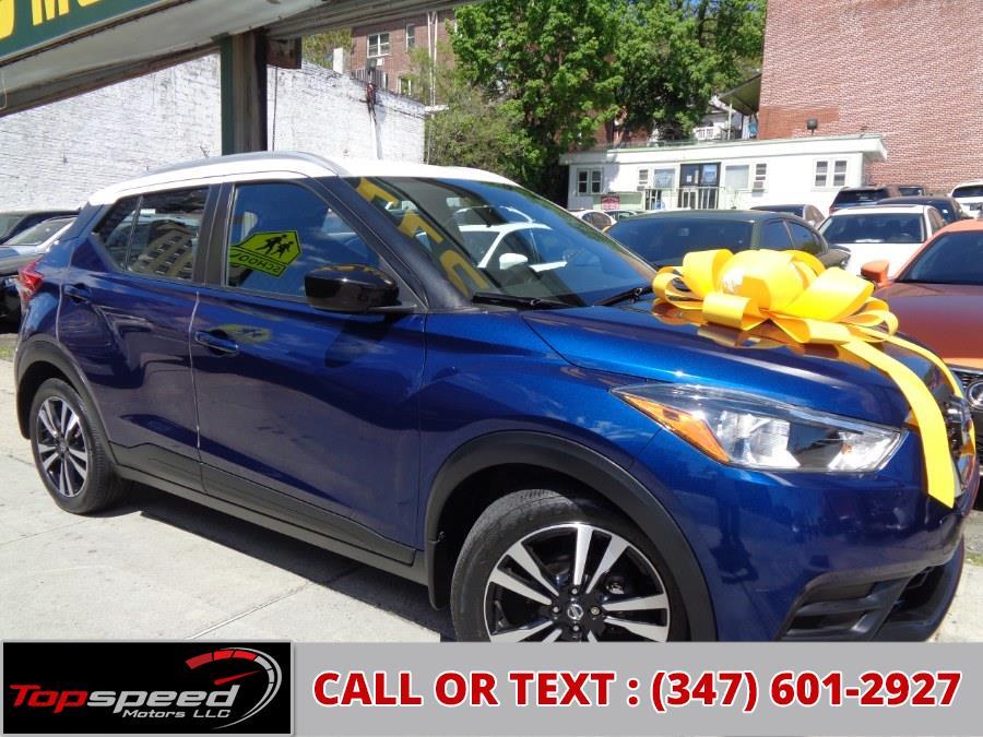 Used 2018 Nissan Kicks in Jamaica, New York | Top Speed Motors LLC. Jamaica, New York