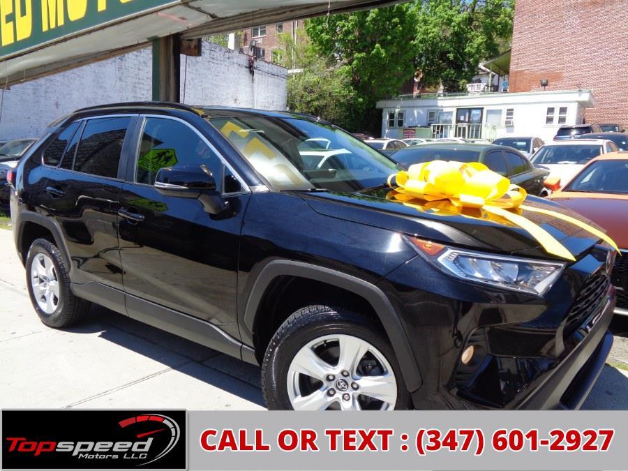 Used Toyota RAV4 XLE AWD 2020 | Top Speed Motors LLC. Jamaica, New York