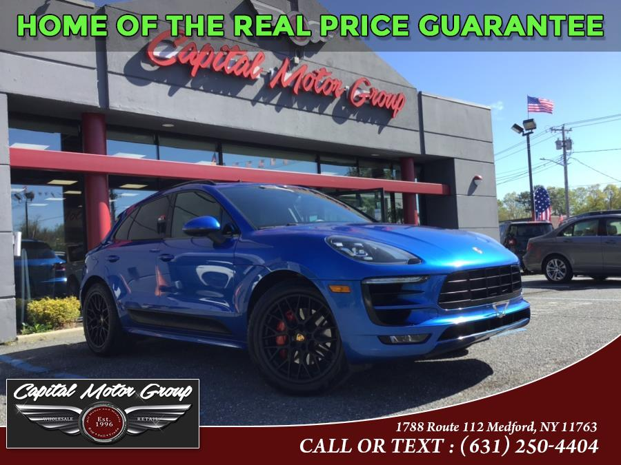 Used 2017 Porsche Macan in Medford, New York | Capital Motor Group Inc. Medford, New York