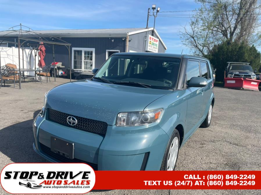 Used 2008 Scion xB in East Windsor, Connecticut | Stop & Drive Auto Sales. East Windsor, Connecticut