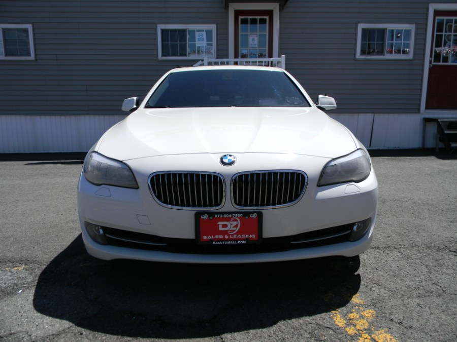 Used BMW 5 Series 4dr Sdn 528i xDrive AWD 2013 | DZ Automall. Paterson, New Jersey