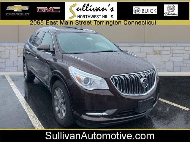 Used 2015 Buick Enclave in Avon, Connecticut | Sullivan Automotive Group. Avon, Connecticut