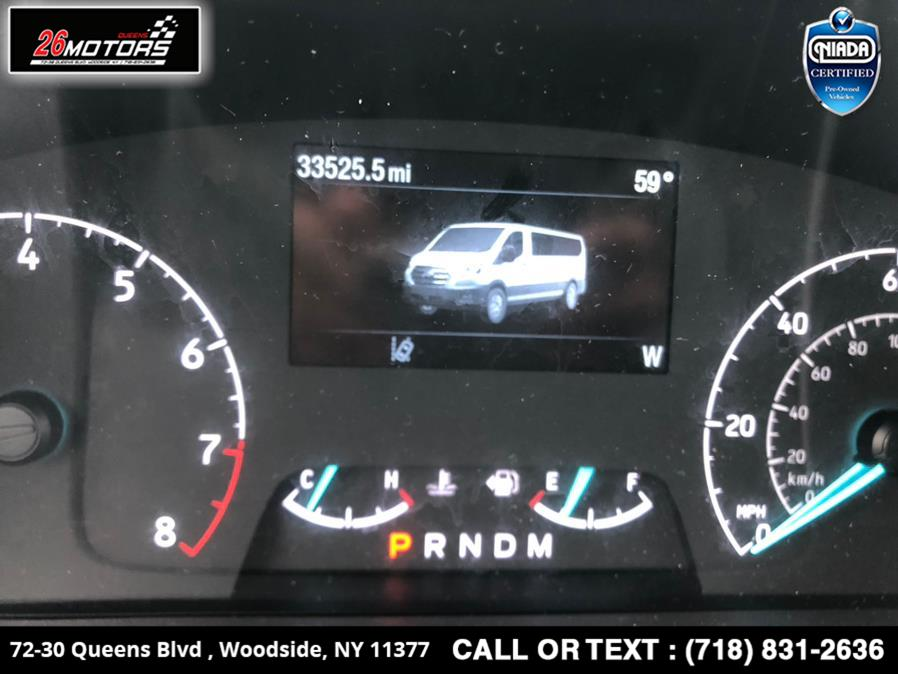 """Used Ford Transit Passenger Wagon T-350 148"""" Med Roof XLT RWD 2020 