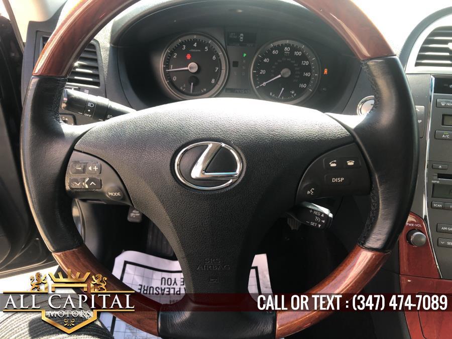 Used Lexus ES 350 4dr Sdn 2007   All Capital Motors. Brooklyn, New York
