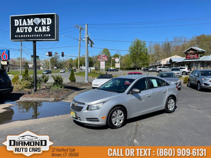 Used 2012 Chevrolet Cruze in Vernon, Connecticut | Diamond Auto Cars LLC. Vernon, Connecticut