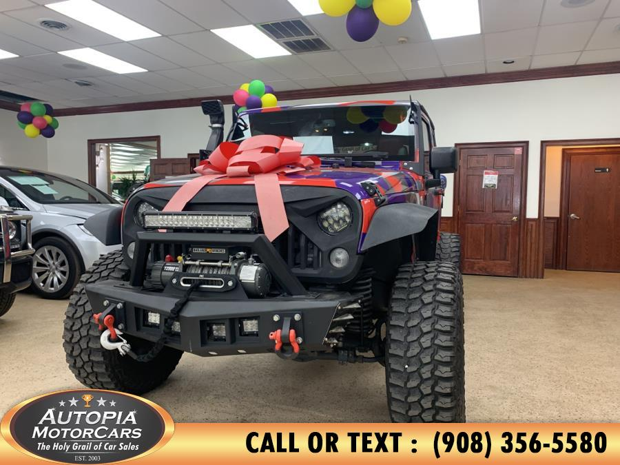 Used 2014 Jeep Wrangler Unlimited in Union, New Jersey | Autopia Motorcars Inc. Union, New Jersey