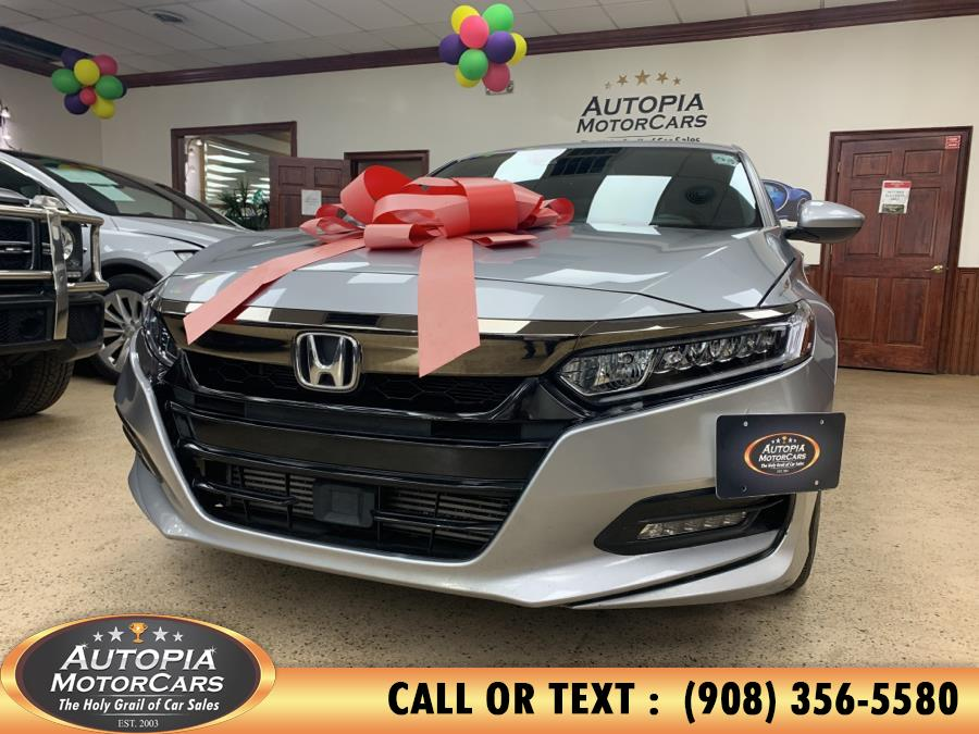Used 2019 Honda Accord Sedan in Union, New Jersey | Autopia Motorcars Inc. Union, New Jersey