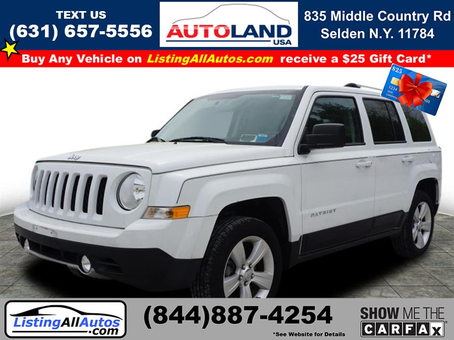 Used Jeep Patriot Limited 2015 | www.ListingAllAutos.com. Patchogue, New York