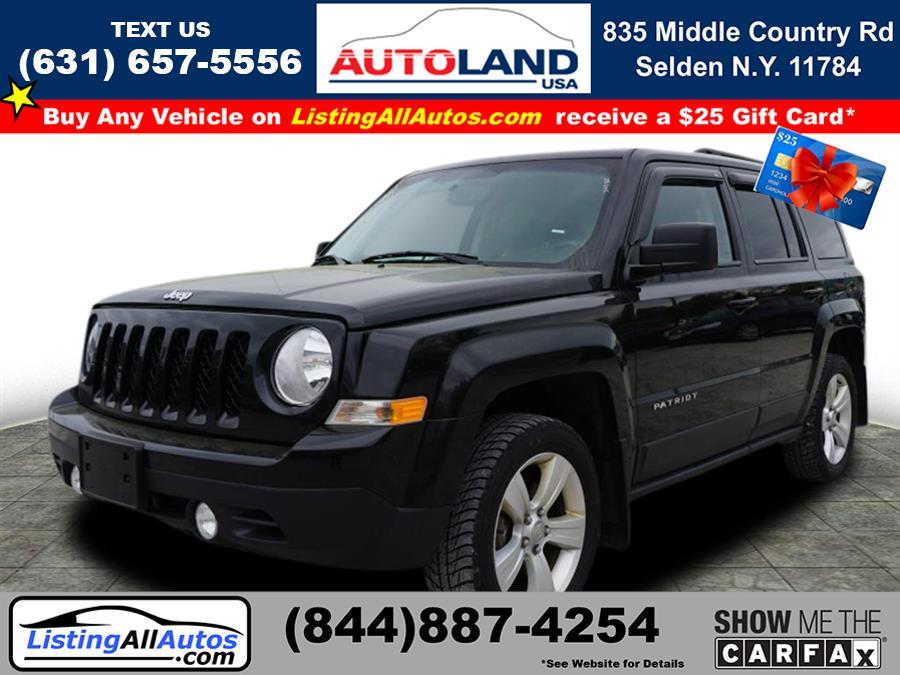 Used Jeep Patriot Latitude 2014 | www.ListingAllAutos.com. Patchogue, New York