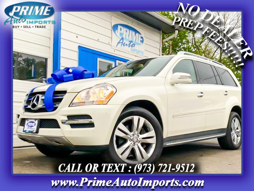 Used 2012 Mercedes-Benz GL-Class in Bloomingdale, New Jersey | Prime Auto Imports. Bloomingdale, New Jersey