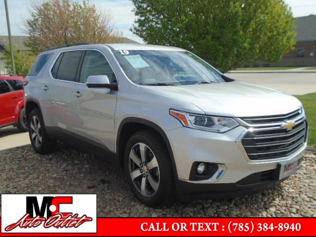 Used 2019 Chevrolet Traverse in Colby, Kansas | M C Auto Outlet Inc. Colby, Kansas