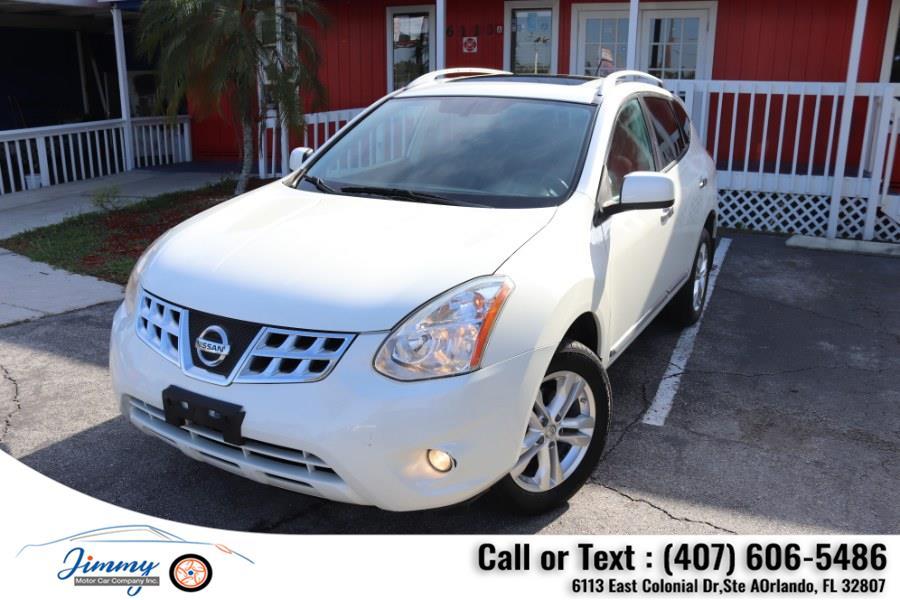Used Nissan Rogue FWD 4dr SV 2013 | Jimmy Motor Car Company Inc. Orlando, Florida