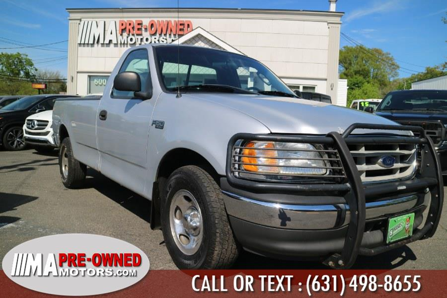 Used 2002 Ford F-150 in Huntington, New York | M & A Motors. Huntington, New York