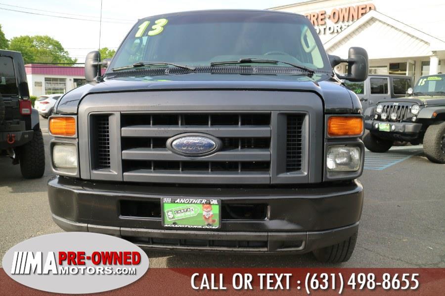 Used Ford Econoline Cargo Van E-350 Super Duty Commercial 2013   M & A Motors. Huntington, New York