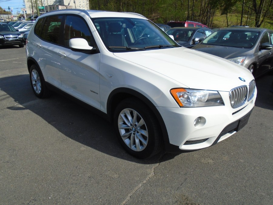 Used 2013 BMW X3 in Waterbury, Connecticut | Jim Juliani Motors. Waterbury, Connecticut