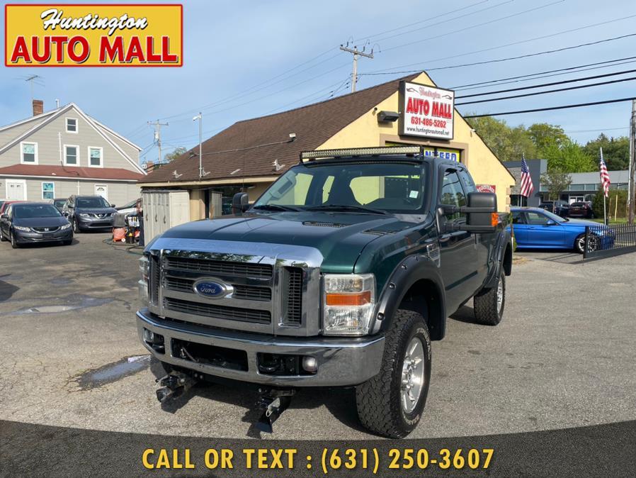 "Used Ford Super Duty F-350 SRW 4WD SuperCab 158"" FX4 2008   Huntington Auto Mall. Huntington Station, New York"