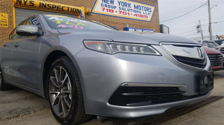 Used 2015 Acura TLX in Bronx, New York | New York Motors Group Solutions LLC. Bronx, New York