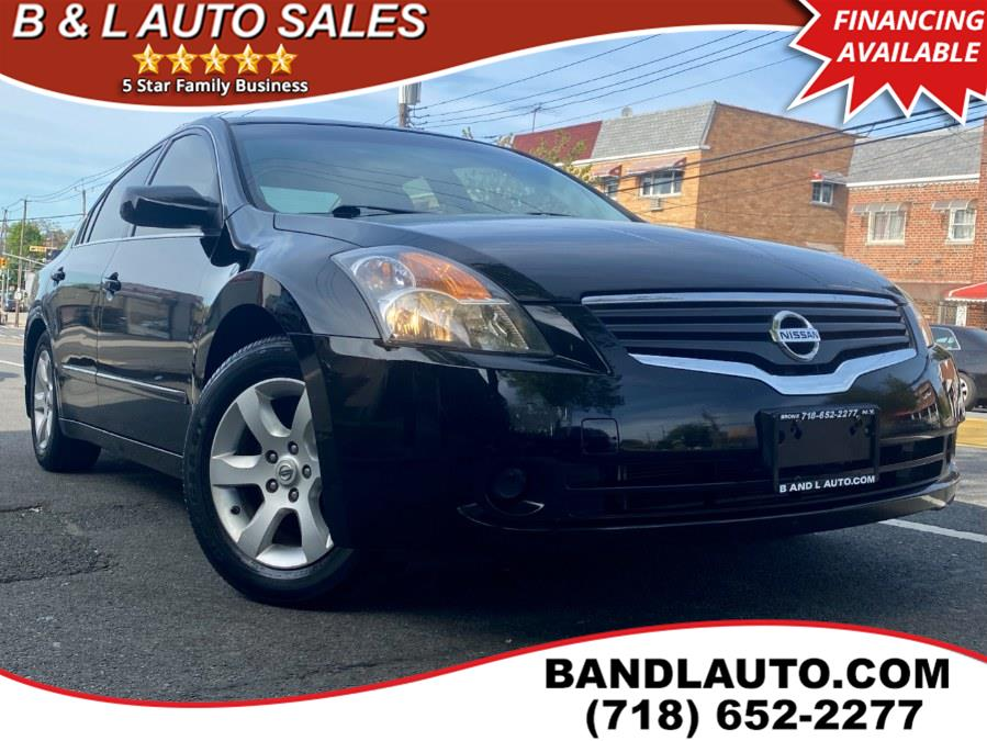Used 2009 Nissan Altima in Bronx, New York | B & L Auto Sales LLC. Bronx, New York