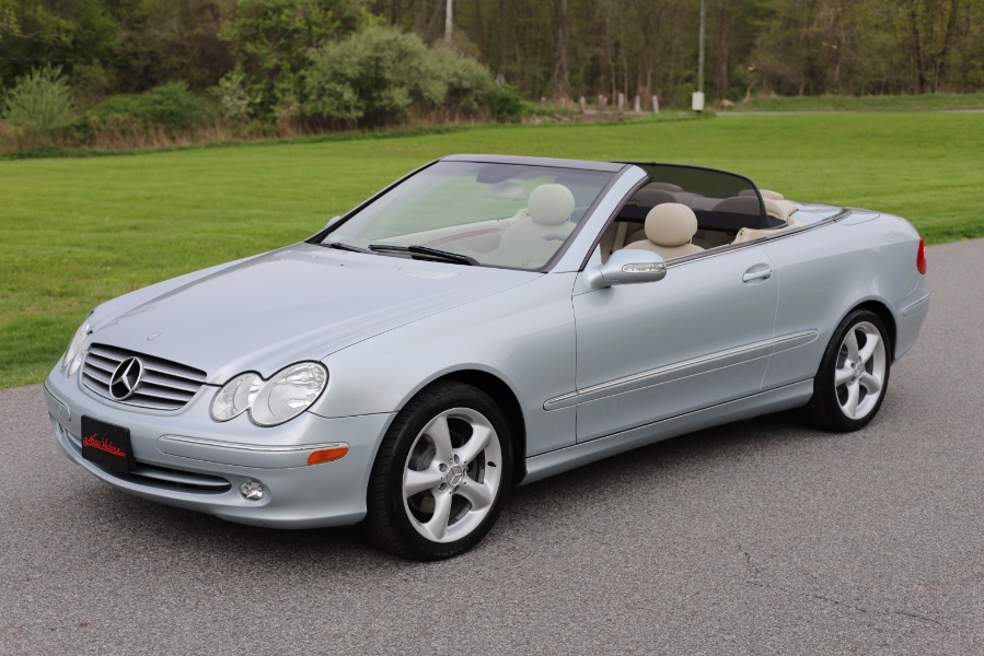 Used 2005 Mercedes-Benz CLK-Class in North Salem, New York | Meccanic Shop North Inc. North Salem, New York