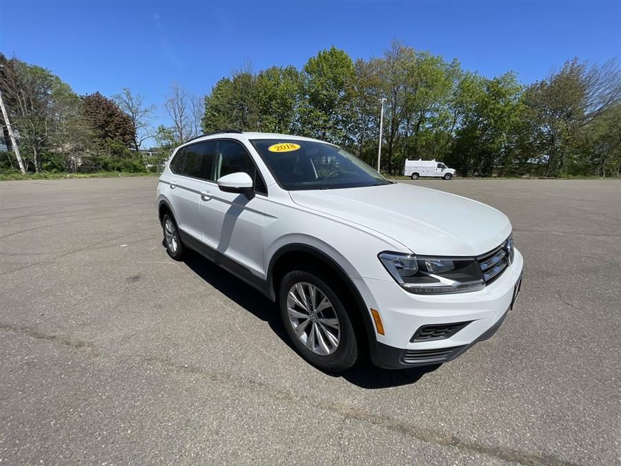 Used Volkswagen Tiguan 2.0T S 4MOTION 2018 | Wiz Leasing Inc. Stratford, Connecticut