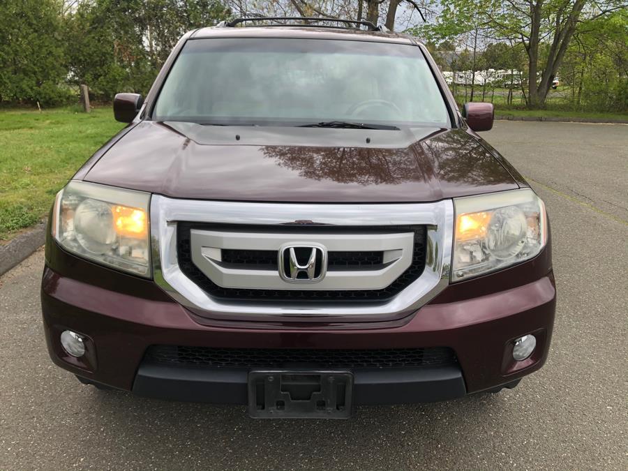 Used Honda Pilot 4WD 4dr EX-L 2010 | Malkoon Motors. Agawam, Massachusetts